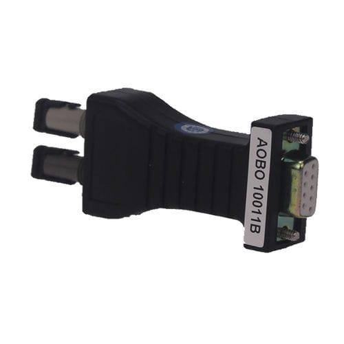 Protocol converter / fiber optic / RS-232 / high-speed AOBO 10011 series HANGZHOU AOBO TELECOM.,LTD.