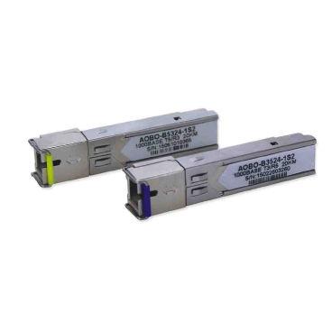 Managed ethernet switch / 8 ports / gigabit Ethernet / fiber optic HANGZHOU AOBO TELECOM.,LTD.