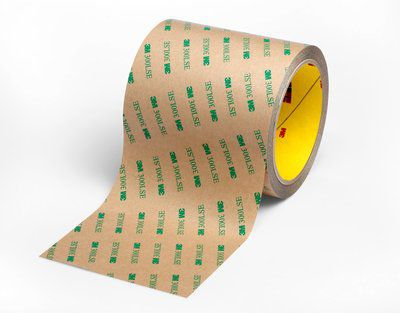 double-sided adhesive tape / polyethylene / for electrical applications
