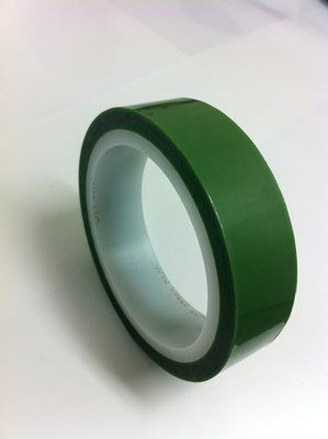 colored masking tape / high-temperature