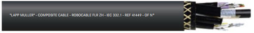 audio/video electrical cable / data / power / RS-485