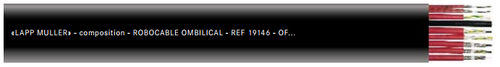 data electrical cable / power / insulated / water-resistant