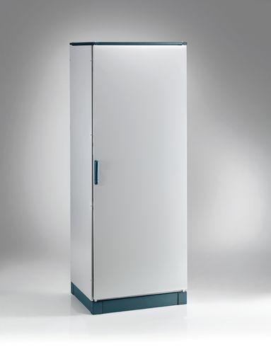 workshop cabinet / electric / free-standing / double-door