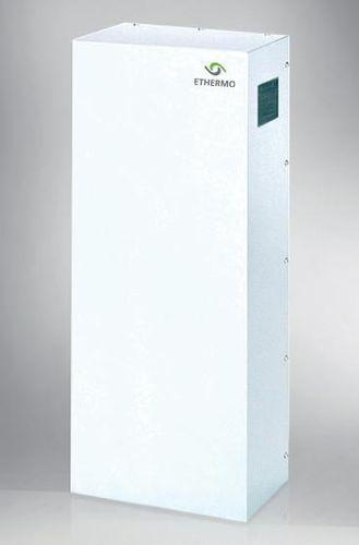 block type heat exchanger / air/water