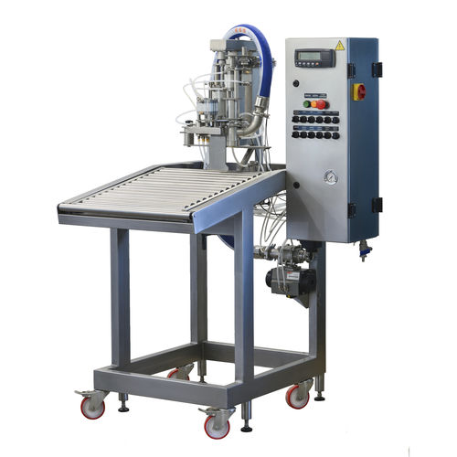 filling machine for the food industry - Politech-Plus