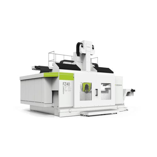 5-axis CNC milling machine / vertical / gantry / compact