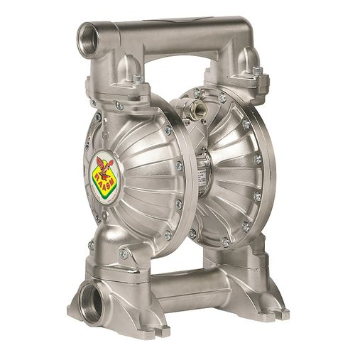 diaphragm pump / water / slurry / for lubricants