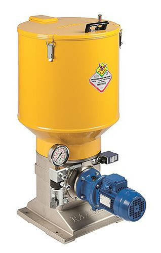 oil lubrication system - RAASM SpA