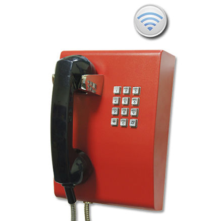GSM telephone / IP65 / IP54 / for railway applications JR206-FK J&R Technology Ltd