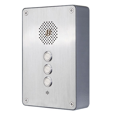 Emergency intercom / outdoor JR301-3B J&R Technology Ltd