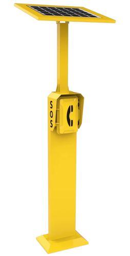 GSM telephone / emergency / handsfree / for highways JR101-SC-SP J&R Technology Ltd