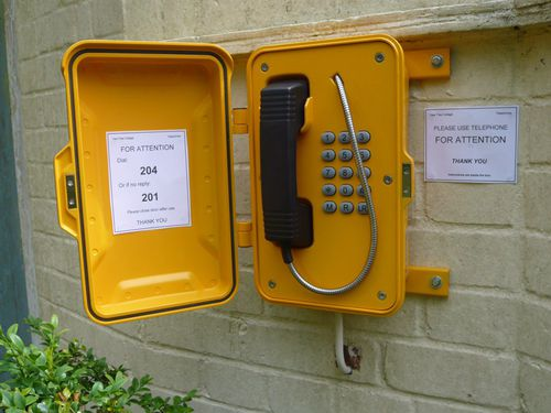 Vandal-proof telephone / weatherproof / IP67 / VoIP JR101-FK-VoIP J&R Technology Ltd