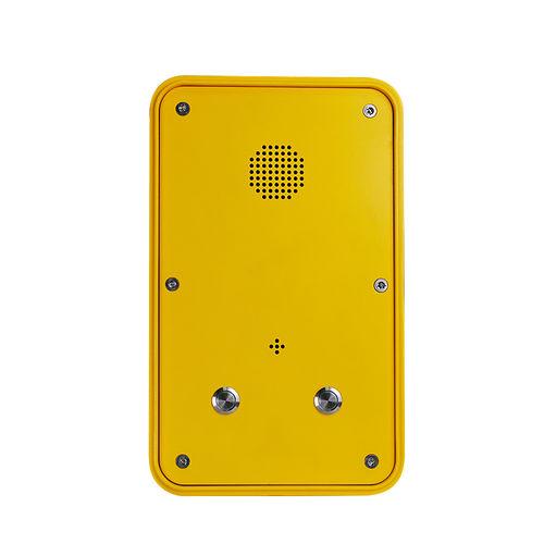 Vandal-proof telephone / weatherproof / IP67 / VoIP JR104-2B-SIP J&R Technology Ltd