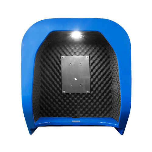 Acoustic hood / telephone / for hazardous areas / for noisy environments JR-TH-01 J&R Technology Ltd