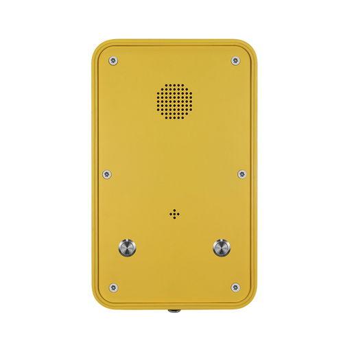 Analog telephone / VoIP / IP66 / for railway applications JR104-2B J&R Technology Ltd