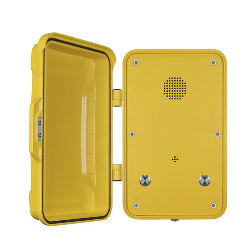 VoIP telephone / IP67 / for railway applications / for tunnels