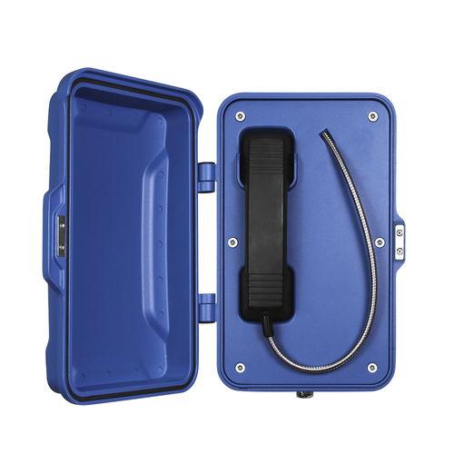 Waterproof telephone / fireproof / VoIP / SIP JR101-CB-SIP J&R Technology Ltd