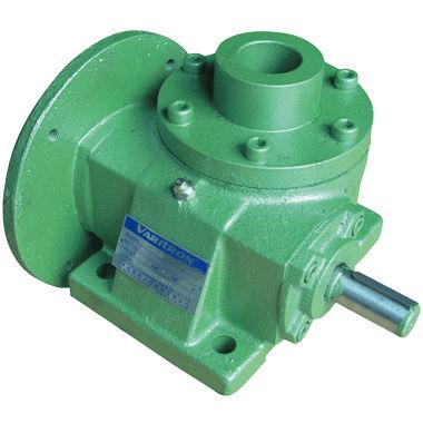 rotary actuator / hydraulic / worm gear