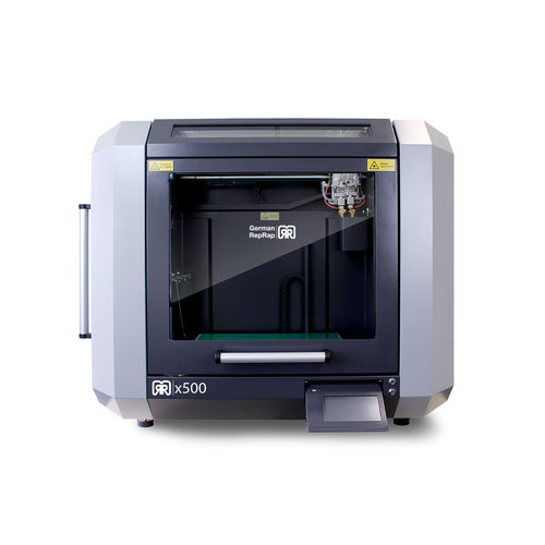 plastic 3D printer / FFF / industrial / continuous