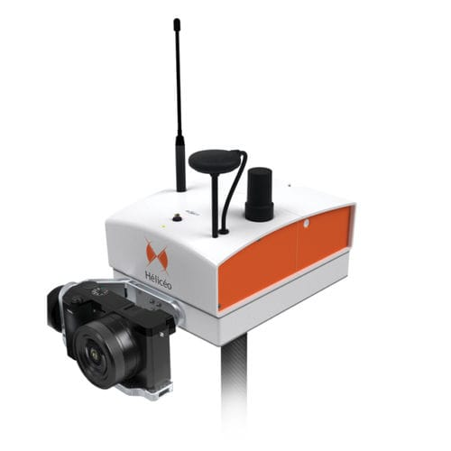 rugged construction surveying system / GNSS / GPS