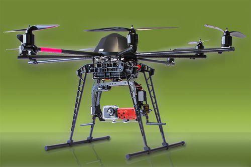 quadrotor UAV / aerial photography / inspection / observation