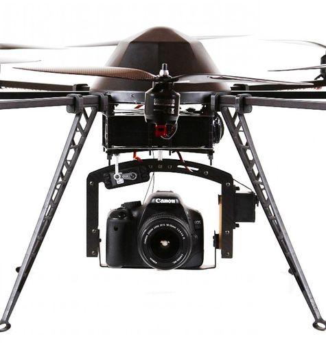 2-axis gimbal / for UAVs