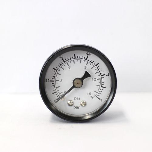 analog pressure gauge / Bourdon tube / for air / for oil