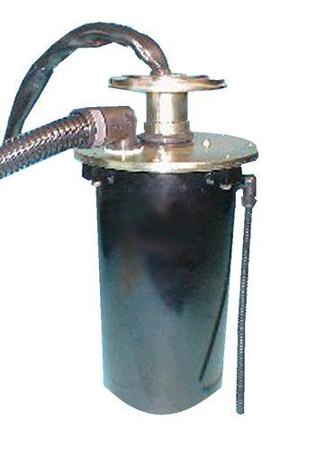 electric slip ring / solid-shaft / metal / standard