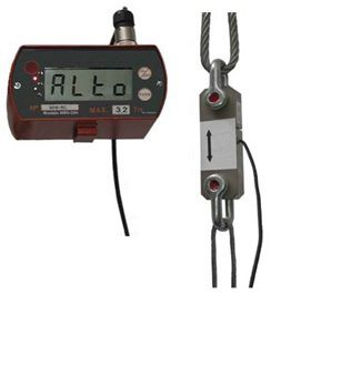 LED display weight indicator-transmitter