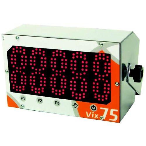 LED display weight indicator