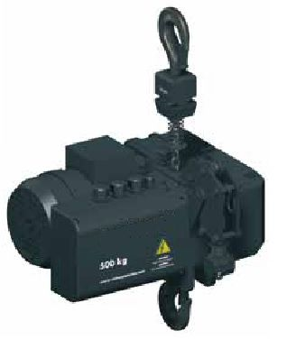 electric chain hoist / for the entertainment industry