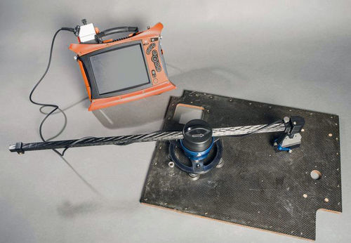 3D scanner / ultrasonic / with phased array probe