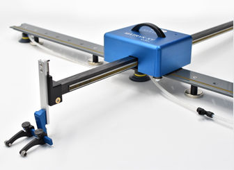 2D scanner / for surface inspection / manual