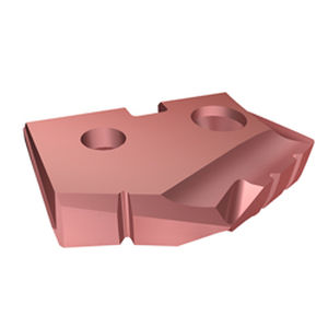 drilling cutting insert / coated