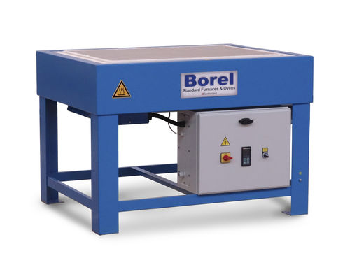 Heating table TC200 SOLO Swiss & BOREL Swiss