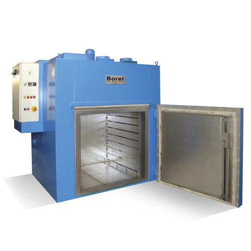 drying oven / heating / truck-in / electric