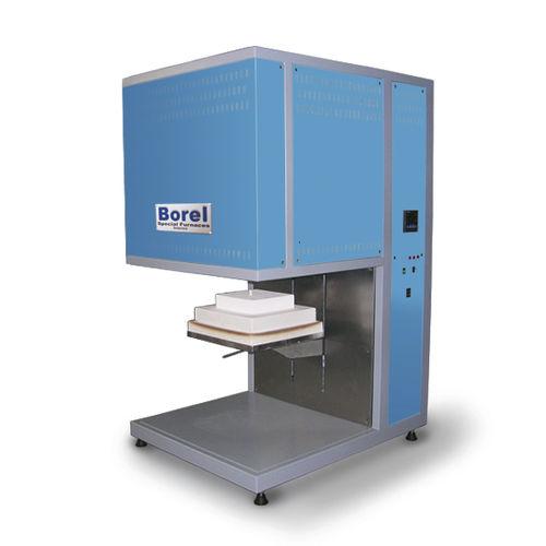 sintering furnace / car bottom / electric / laboratory