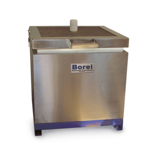 Chamber furnace / electric / for the ceramics industry / for precious metals TH 1100 SOLO Swiss & BOREL Swiss