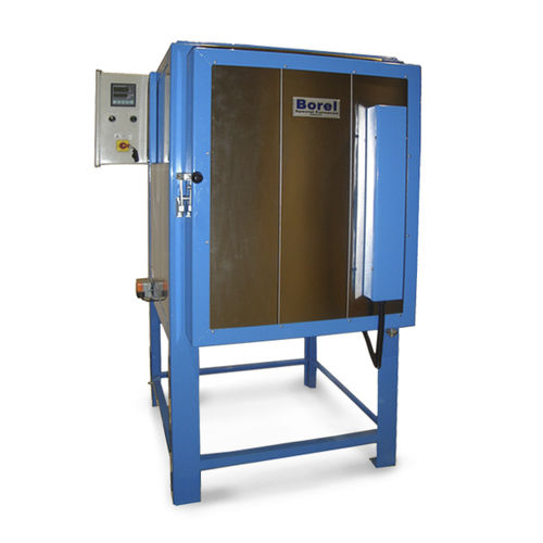 Annealing furnace / chamber / electric resistance / for glass working FI 1100 SOLO Swiss & BOREL Swiss