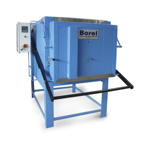 Heat treatment furnace / chamber / electric resistance FI 1250 SOLO Swiss & BOREL Swiss