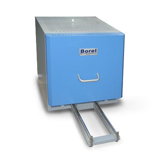 Soldering furnace / car bottom / electric FM 1200 SOLO Swiss & BOREL Swiss