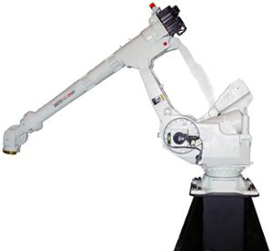 articulated robot / 6-axis / handling / for press automation