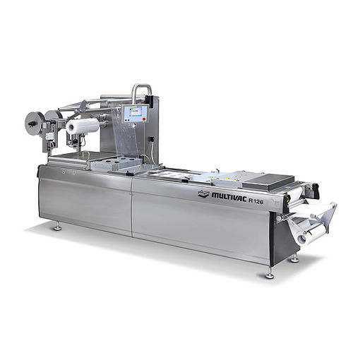 roll-fed thermoforming machine - Multivac