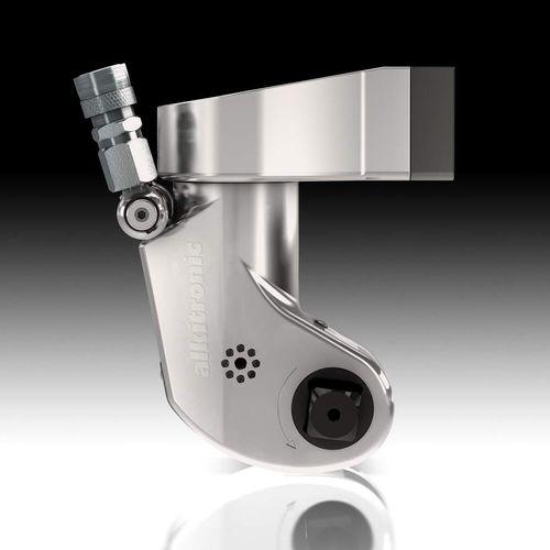 Hydraulic nutrunner / pistol AS/AX alkitronic alki TECHNIK GmbH