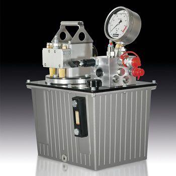 pneumatic hydraulic pump / ATEX