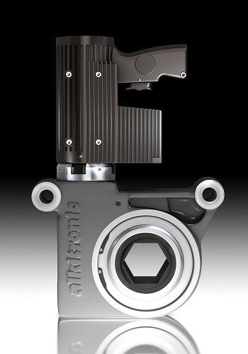 Pneumatic nutrunner / pistol R/SG alkitronic alki TECHNIK GmbH