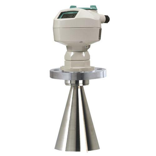 radar level transmitter / for liquids / pulse burst / 2-wire