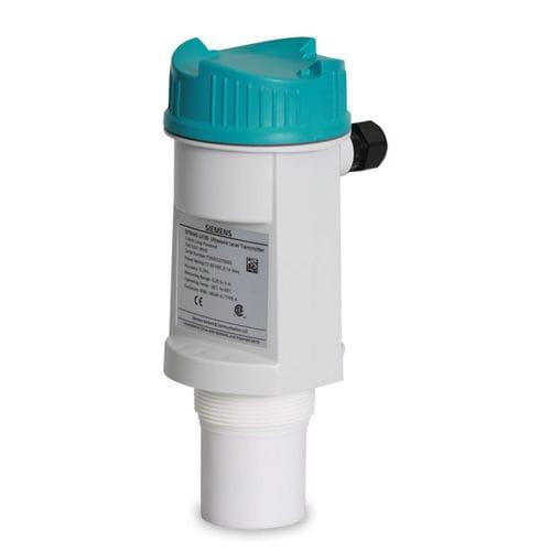 ultrasonic level transmitter / for liquids / 4-20 mA / analog