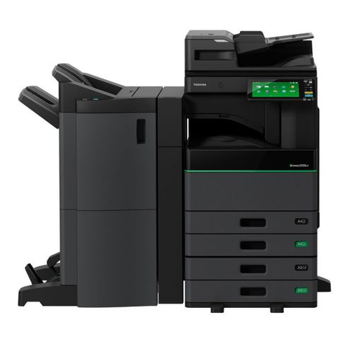 multi-function printer / inkjet / floor-standing / monochrome