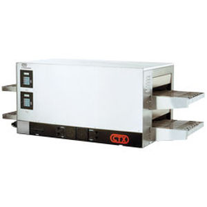 curing oven / tunnel / infrared / for the food industry